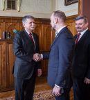 Nagyszombat megye küldöttsége a magyar parlamentben