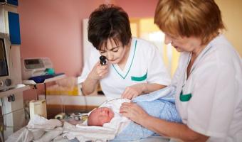 A dunaszerdahelyi kórházban tavaly 900 gyermek született