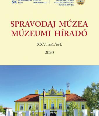 Megjelent a Múzeumi Hiradó újabb kötete