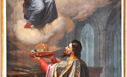 Légy áldott, Szent István király!