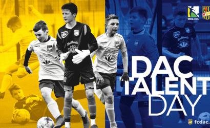 DAC Talent Day. Hívják a régió tehetségeit!