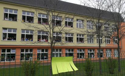 A költészet napja a Kodály Zoltán Alapiskolában