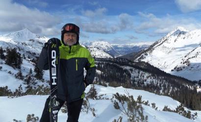 Nagy Árpád: A túrázás igazi dopping számomra