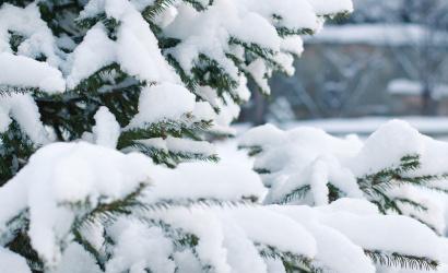 A fehér karácsony már csak álom marad?