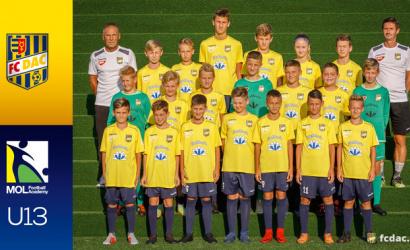 2018/19-es szezon: DAC U13