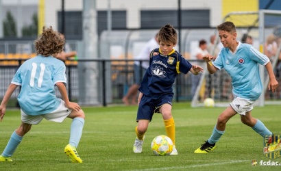 U11-es szlovák kupadöntőnek adott otthont Dunaszerdahely