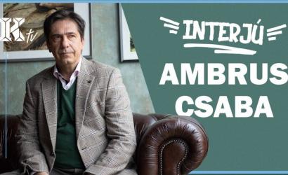 Egy STADION épült… – interjú Ambrus Csabával