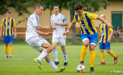 U19: DAC - Slovan 1:2 (1:0)