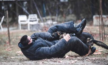 Kutyás rendőrök nemzetközi gyakorlata lesz a Csallóközben