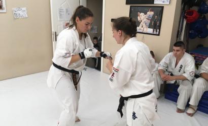 Mozgalmas hétvégén vannak túl a Seishin Karate Klub tagjai