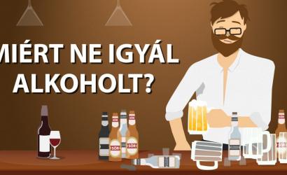 Miért ne igyál alkoholt?