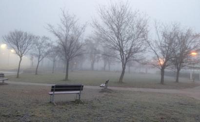 Ködös reggelt ígérnek