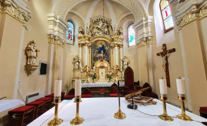 Itt nézhetők vissza az eddig közvetített dunaszerdahelyi szentmisék!