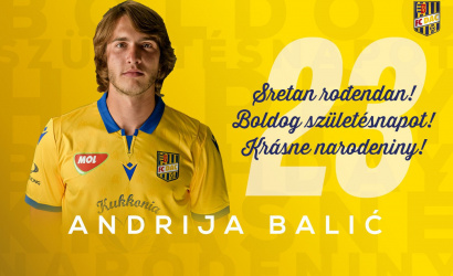 Boldog szülinapot, Andrija!