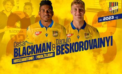Blackman és Beskorovainyi 2023 nyaráig hosszabbított