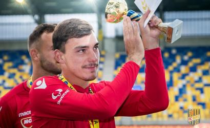Martin Jedlička a 2020-as tavasz legjobbja!