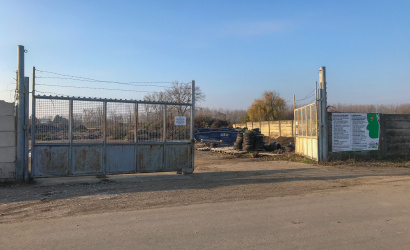 Decembertől rövidített nyitvatartás a Municipal gyűjtőudvarán