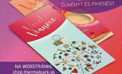 Vásároljon élményt, vásároljon Thermalparkba szóló ajándékkártyát
