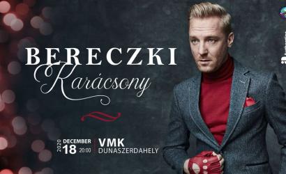 Előrehozták péntekre a Bereczki koncertet!