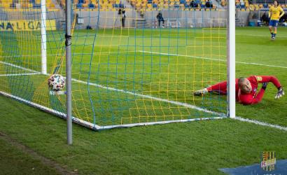 Videó: Kalmár 10. gólja az idényben