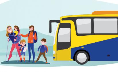 Hogyan utazzunk a családdal együtt Nagyszombat megyében egy euróért