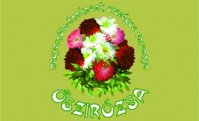 Októberben újra Őszirózsa magyarnóta-énekesek országos versenye