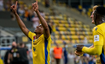 Blackman édesapjának küldi gólját az égbe