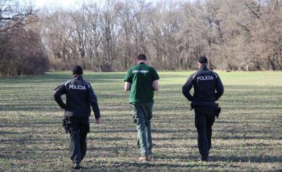 Egyre inkább figyel a rendőrség a környezetvédelmi bűnözésre