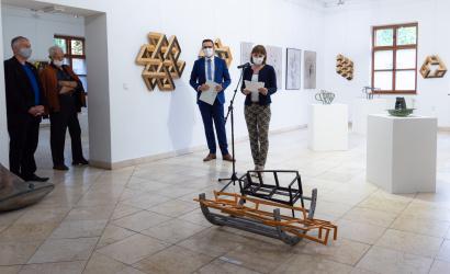 Kiállítás lett a semmiből
