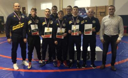 Csörgő Tamás és Bučko Samuel bajnoki címet szereztek