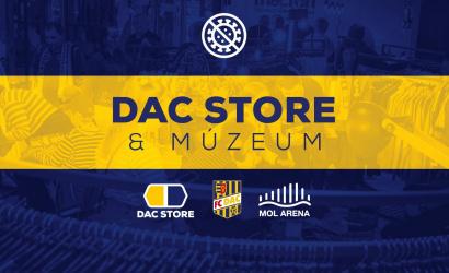Változatlan: a DAC store e héten is két napon tart nyitva