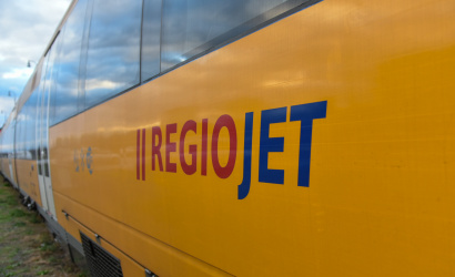 Megnöveli járatai kapacitását a RegioJet