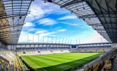 A MOL Aréna negyedik lett a 2019-es Év stadionja szavazásán!