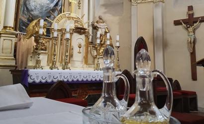 Itt visszanézhetők a dunaszerdahelyi katolikus templomból közvetített szentmisék