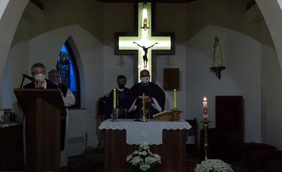 Halottak napi szentmise