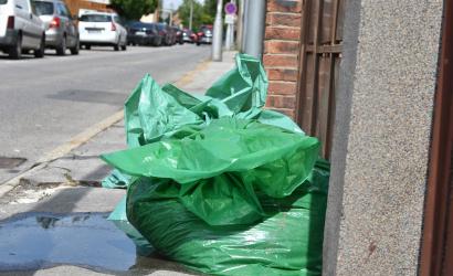 November végén szállítják el a fás szárú kerti hulladékot