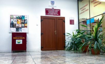 Keddtől nem látogatható a könyvtár