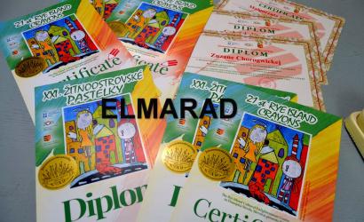 Elmarad a XXI. Csallóközi Színes Ceruzák nemzetközi gyermekrajzverseny megnyitója