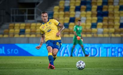 Dominik Kružliak: Büszke vagyok a csapatra