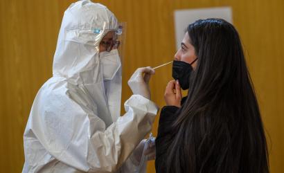 Nem találtak egyetlen koronavírus-fertőzöttet sem a mai városi tesztelésen