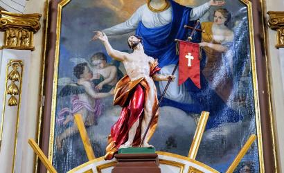 Jézus Krisztusba kapaszkodva és békességben ünnepeljünk!