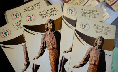 Kaszás Attila Versmondó Fesztivál – online