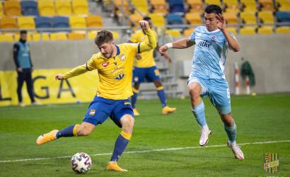 A DAC-Slovan mérkőzés előtt: újabb zártkapus rangadó