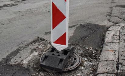 Jövő héten kezdődik az Ady utca felújítása