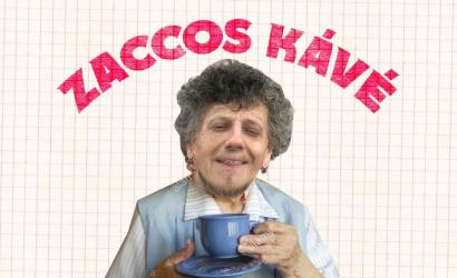 Zaccos kávé Joli néni módra kéccëmíjre