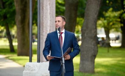"""Dömötör Csaba: """"Amíg ez a kormány van hivatalban, a külhoni magyarok számíthatnak a segítő kézre"""""""