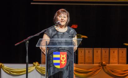 Új Pro Urbe-díjasunk: Németh Margit