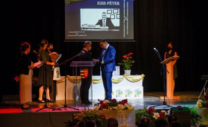 Polgármesteri díjban részesült Kiss Péter