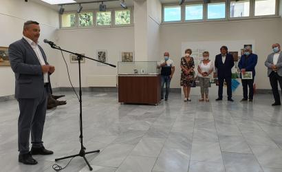 A Csallóközi Múzeum kiállítási csarnokának 35 éve