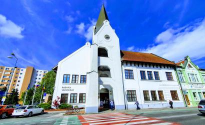 Február 8-ig bezár a Dunaszerdahelyi Városi Hivatal